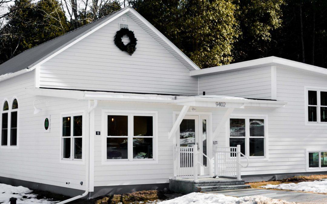 True North Relocates to Historic Church Property in Fish Creek