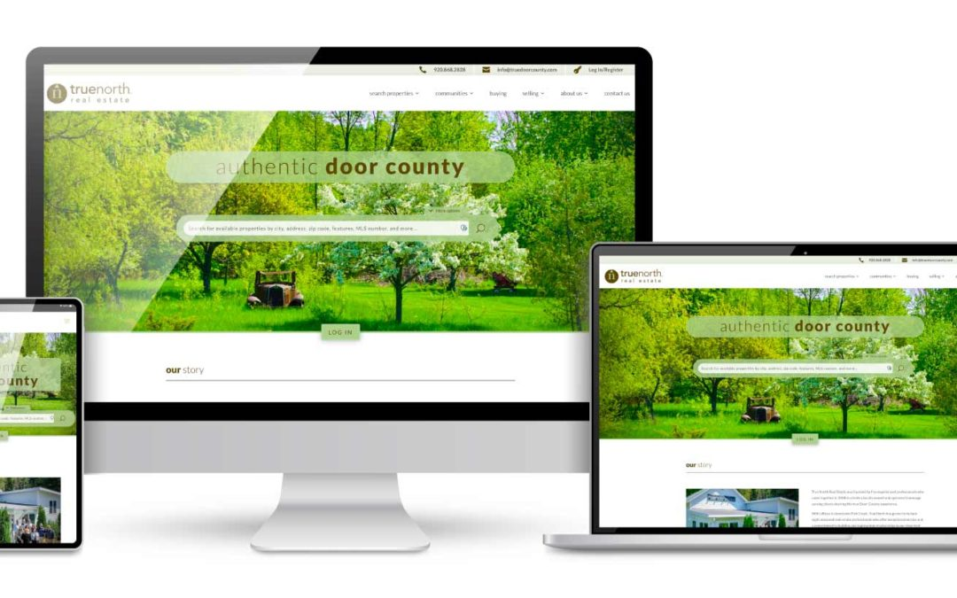 Welcome to the New TrueDoorCounty.com